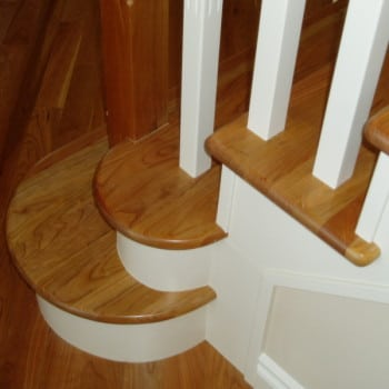 Custom Work stairs