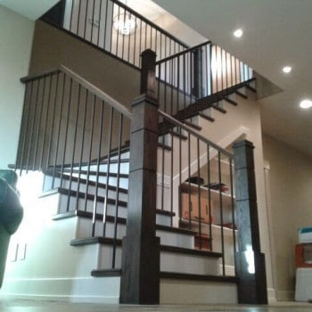 Stairs -BML Homes Ltd.
