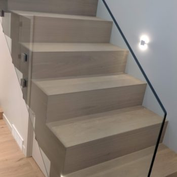 White Oak Waterfall Treads